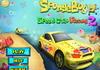 SpongeBob lái xe đua