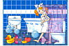 Game Sắp xếp nhà tắm