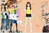 Game Thời trang nữ kiểu 203