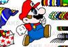 Game Thời trang cho Mario