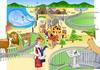 Game Trang trí sở thú