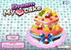 Game Trang trí bánh kem 1