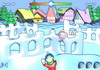 Game Chơi ném tuyết 15
