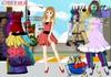 Game Thời trang nữ kiểu 672