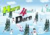 Game Thỏ con trượt tuyết