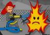 Game Nhanh tay chữa cháy 3