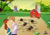 Game Hôn lén ở nông trại