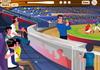 Game Hôn lén trong sân vận động