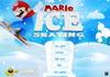 Game Mario chơi trượt băng