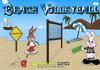 Game Thỏ chơi bóng chuyền