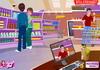 Game Hôn lén trong siêu thị 3