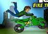 Game Ben10 lái moto 2