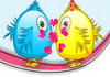 Game Đôi chim hôn lén 2