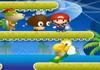 Game Mario thổi bong bóng