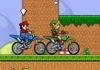 Game Mario đua xe với Zelda