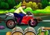 Game Justin Bieber lái moto