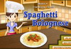 Game Làm mì Spaghetti