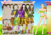 Game Thời trang nữ kiểu 908