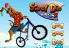 Game Scooby lái xe đạp