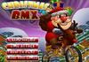 Game Ông già Noel lái xe đạp