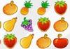 Game Xếp hình trái cây 15