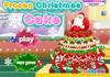 Game Trang trí bánh Noel
