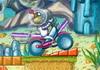 Game SpongeBob lái xe đạp 2