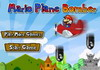Game Mario thả bom