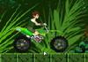 Game Ben10 lái moto 11