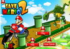 Game Mario trốn rồng lửa