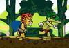 Game Nhanh chân diệt cá sấu