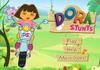 Game Dora lái moto