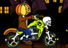 Game Đua xe mùa Halloween