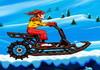 Game Lái xe trượt tuyết 2