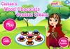 Game Làm bánh socola 4