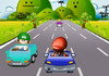 Game Mario lái xe đua 4
