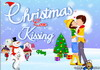 Game Hôn lén mùa Noel 2