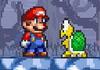 Game Mario phiêu lưu 105
