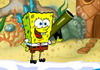 Game SpongeBob bắn pháo