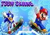 Game Thi trượt ván