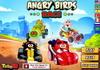 Game Angry bird đua xe 2