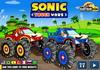Game Sonic đua xe hơi