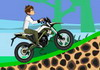 Game Ben10 lái moto 16