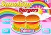 Game Làm bánh hamburger 3