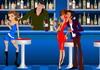 Game Hôn lén trong quán bar