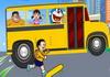 Game Doremon đi học trễ