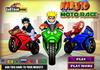Game Naruto đua xe