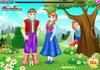 Game Hôn lén trong rừng 5