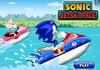 Game Sonic đua ca nô
