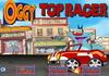 Game Oggy lái xe trên cao tốc